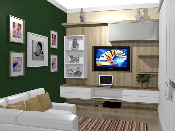 Painel de TV: uso correto para não ficar fora da moda